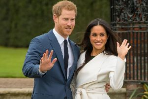Harry and Meghan have split from the Royal house