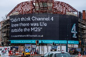 Channel 4 will move into the Majestic. Picture: James Hardisty.