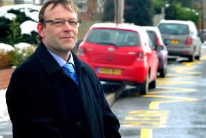 Shaun Maddox, construction manager based in Thornhill, has opposed the decision to built the Combs Colliery memorial in Dewsbury
