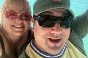 Claire Mercers husband Jason, 44, from Rotherham was killed when he was hit by a lorry on the M1 smart motorway