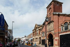 Castleford - picture by John Clifton
