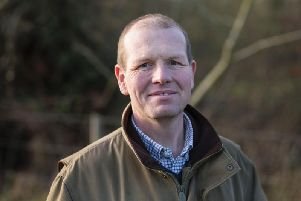 Martin Lines Chairman of the Nature Friendly Farming Network
