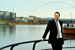 Tees Valley metro mayor Ben Houchen