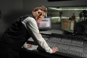Gear4music'schiefexecutive, Andrew Wass