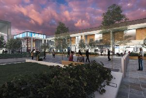 An artist's impression of the Savoy in Doncaster. Picture: Doncaster Council.