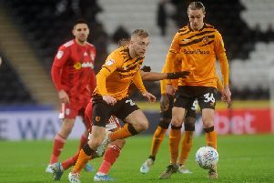 Hull City say they do not want to lose Jarrod Bowen in the January transfer window