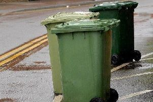 Residents in Amber Valley will have their bins collected by a company owned by Norfolk County Council
