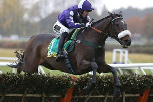Adam Nicol made a winning comeback when he partnered Lady Buttons to victory at Wetherby last November.