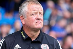 Chris Wilder.