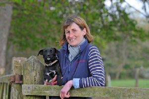 Racehorse trainer and Country Week columnist, Jo Foster