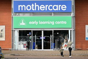 Mothercare is one of the big-name retail brands to announced job losses and store closures. Picture: Ben Birchall/PA Wire