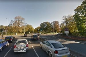 The man made off in the direction of Plungington Road from Blackpool Road. Pic: Google