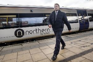 Transport Secretary Grant Shapps is renationalising the Northern rail franchise.