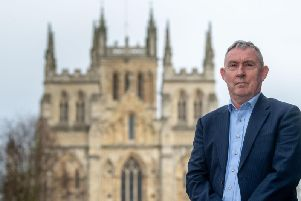Selby District Council leader Coun Mark Crane. Picture: James Hardisty.