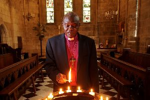 The Archbishop of York today appeals for unity over Brexit.