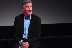 Michael Palin during the BFI & Radio Times TV Festival at BFI Southbank on April 7, 2017 in London, England.  (Photo by Eamonn M. McCormack/Getty Images)