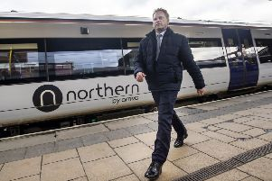 Grant Shapps has taken back control of the troubled Northern rail franchise.