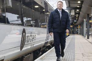 Transport Secretary Grant Shapps is taking back control of the troubled Northern franchise.