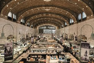 How the food hall could appear