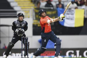 Yorkshire's Jonny Bairstow is back in the England line-up fort the one-day series against South Africa. Picture: Andrew Cornaga/Photosport via AP