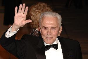 Kirk Douglas has died at the age of 103. Credit: Yui Mok/PA Wire