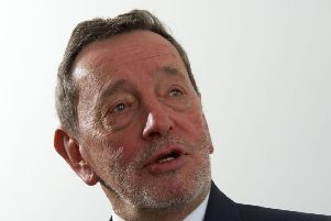 David Blunkett was Home Secretary at the time of the 9/11 terror attacks.