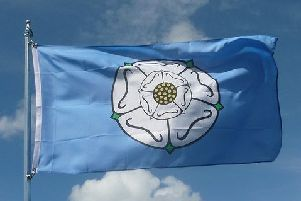 Should the Yorkshire flag take precedence on public buildings in the county?