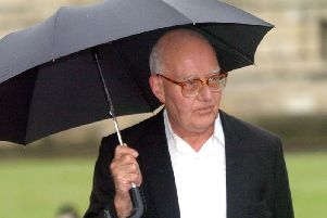 Peter Turner, also known as Father Gregory Carroll, in 2005 when he was sentenced for separate offences committed while at Ampleforth College