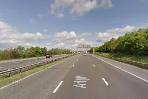 The A1 near Boroughbridge. Photo: Google Maps