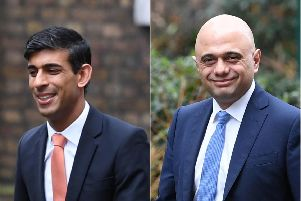 Rishi Sunak is taking over as Chancellor. Credit: PA
