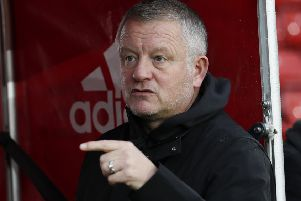 Chris Wilder: Sheffield United manager needs to know how much transfer cash will be available.
