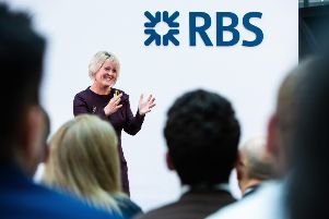 Alison Rose of RBS