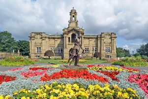 Bradford is a thriving city with a great heritage.