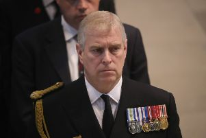 Prince Andrew, Duke of York, turns 60 on Wednesday (Photo by Christopher Furlong - WPA Pool/Getty Images)