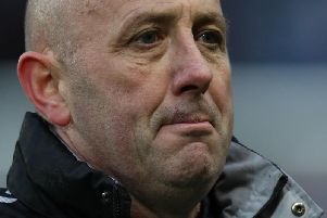 Gary McAllister (Photo: Andrew Milligan/PA Wire)