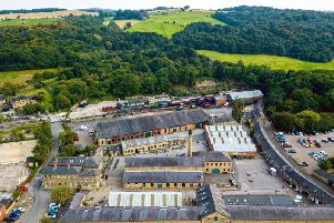Elsecar from above
