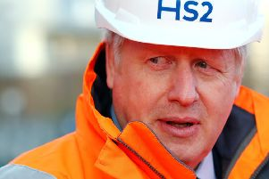Boris Johnson gave his backing to HS2 this week - but where's the accountability?