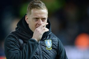 Owls boss Garry Monk. (Picture: Steve Ellis)