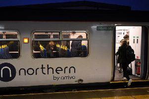 Northern customers are being asked to check before travelling and to allow extra time for journeys this weekend.