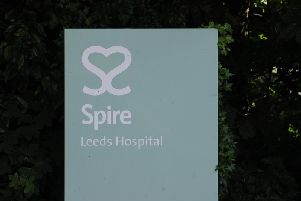 A Leeds surgeon has been suspended over concerns about patient treatment.