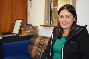 Shadow secretary for climate change and Wigan MP, Lisa Nandy