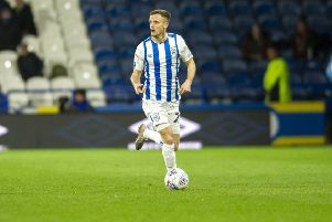 Huddersfield Town's Andy King. (Picture: Tony Johnson)