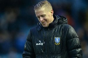 Although it finished badly, Garry Monk was pleased with the spirit Sheffield Wednesday showed in their 3-3 draw at Birmingham City