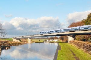 Do you agree with this letter writer on HS2?
