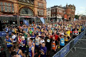 Asda Foundation Leeds 10K 2017. PIC: James Hardisty