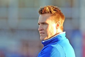 Head coach Richard Marshall has taken Halifax into the Qualifiers, despite having a modest budget in the Championship.