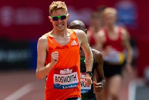 Great Britain's Tom Bosworth: Sees rivals emerging.