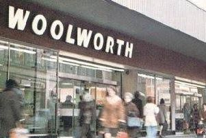 High Street shops of the 80s in Doncaster