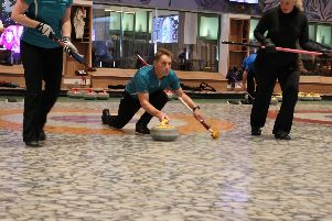 The 39th Welsh International Bonspiel at The Flower Bowl
