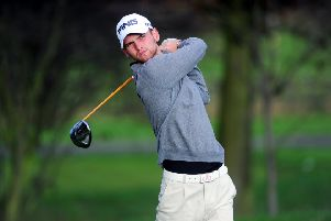 Golfer Daniel Gavins is back on the European Tour (Picture: Jonathan Gawthorpe)